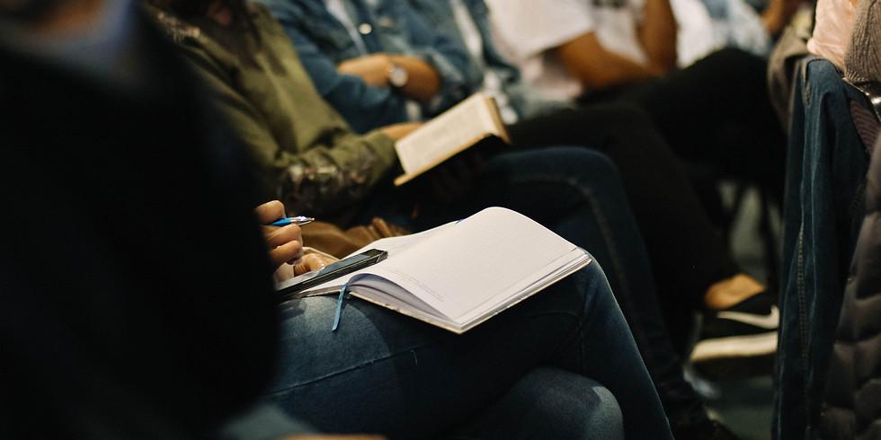 Pastors & Ministering Leaders Meeting