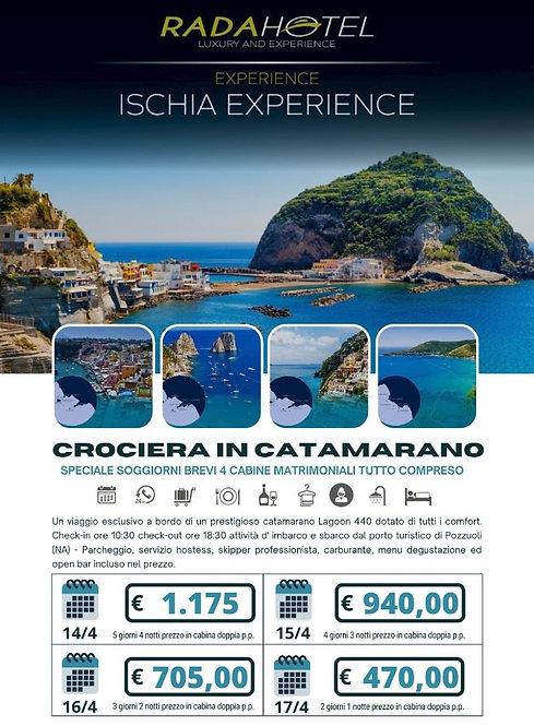 Crociera in Catamarano - Ischia Experience