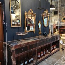 meuble de metier La Citerne Vintage Store Brocante, la brocante autrement,