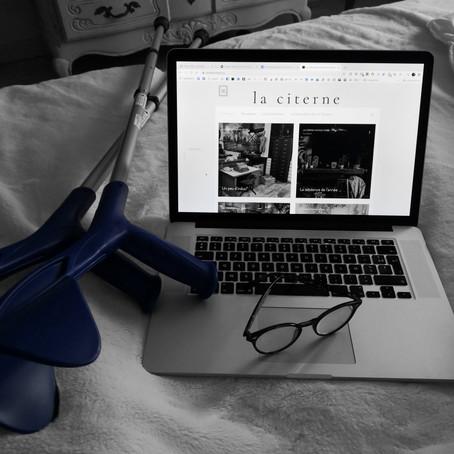 La Béquille et le Mac ...