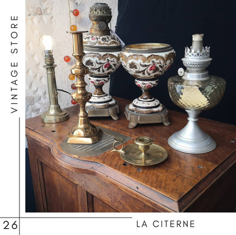 La Citerne Vintage Store Saint Paul Trois Châteaux