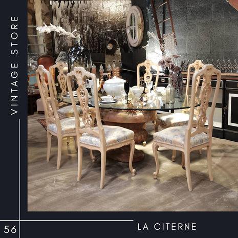 Chaise Balzarotti La Citerne Vintage STore
