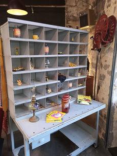 casier tri postal La Citerne Vintage Store Brocante, la brocante autrement,La Citerne Vintage Store Brocante, la brocante autrement