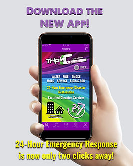 Triple C Restoration mobile app