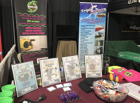 Did you catch us at the 2020 Colorado Springs Home and Landscape Show?