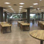 Main Area - can be configured for events