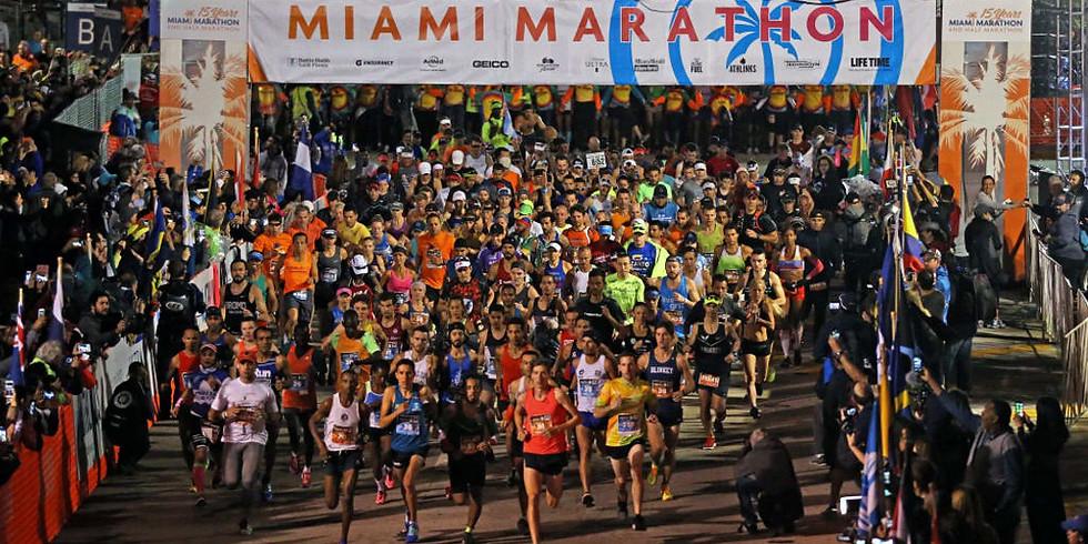 The Life Time Miami Marathon/Half Marathon