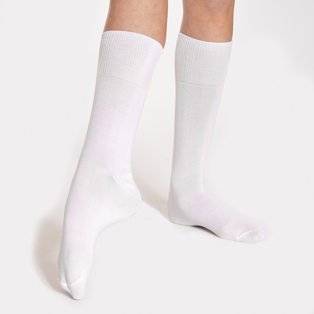 White Ballet Socks