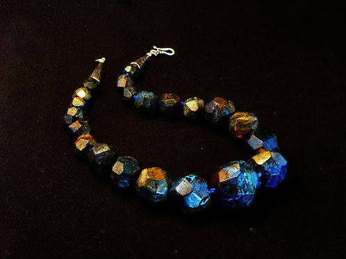 Multifaceted Jasper Necklace