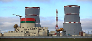 Supply of the Belorussian nuclear power plant