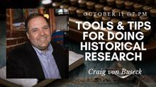 Bonus Speaking Event with Craig in Minnesota - Open to the Public!