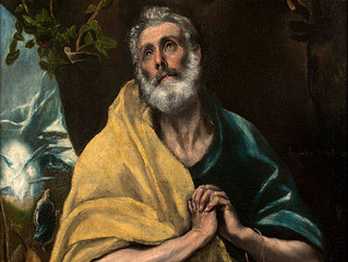 Jesus and Peter: A Look and a Restoration