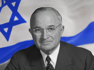 "New Book Coming April 22: ""I Am Cyrus: Harry S. Truman and the Rebirth of Israel"""