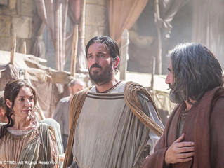 Love Never Fails: Paul, Apostle of Christ Movie Review