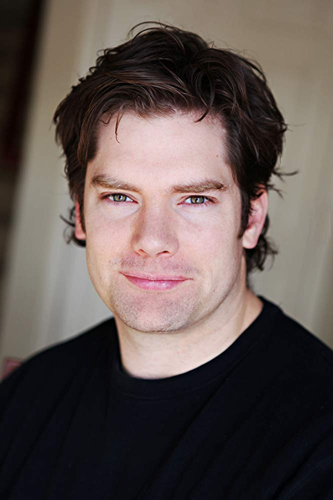 "Dallas Jenkins, Director, ""The Chosen"""