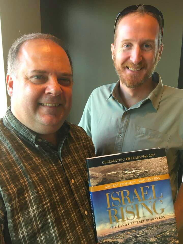 Author of 'Israel Rising', Doug Hershey, Endorses 'I Am Cyrus'