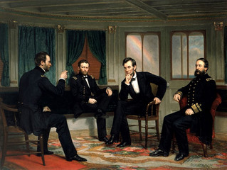 Lincoln, Grant, and the fighting in Israel on this week's Stories & Myths