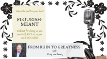 The Life of U.S. Grant, 'From Ruin to Greatness' on the Flourishment Podcast