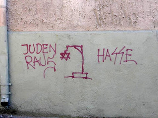 Anti-Semitic Hate on the Rise
