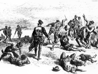 Dying for the Bible: The Huguenot Massacre in America