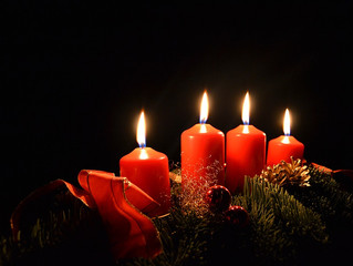 Advent: God's Presence is Your Present!