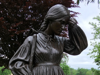 Who is the Angel of Gettysburg? This and More on Stories & Myths.