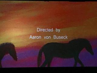Aaron von Buseck's New Film Debuts in NYC
