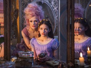 "Check out my review of ""The Nutcracker and the Four Realms"" on Inspiration.org"