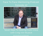 Craig on Face-to-Face Mentoring Podcast with Jayme Hull