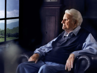 Billy Graham at 100: God's Messenger to the World