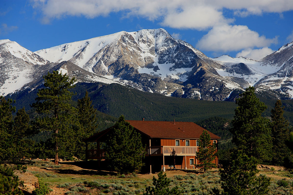 Colorado Christian Writers Conference at the YMCA of the Rockies, Estes Park, Colorado