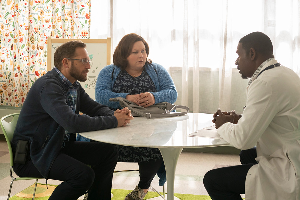 Josh Lucas, Chrissy Metz, and Dennis Haysbert in 'Breakthrough'