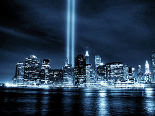 My Airplane Ride on September 11, 2001