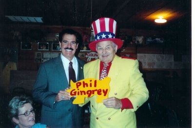 Col. Poole & Phil Gingrey