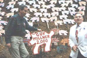 Col. Poole & Guy Milner