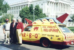 Col. Poole & Newt Gingrich