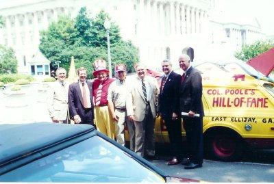 GA Congressmen take pork