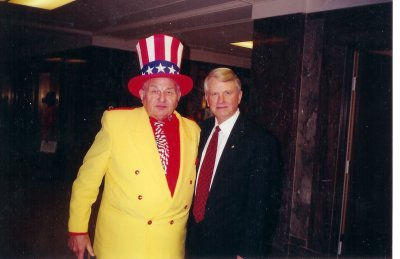 Col. Poole & Zell Miller