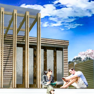 New Garden Studio Approved In Birmingham.