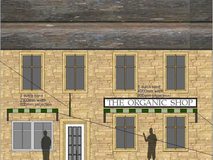 Listed Building Consent Granted retail unit.