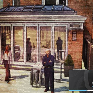 New Orangery Extension Approved in Birmingham.