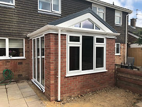 Prior Approval House extension completed in Norwich, Norfolk.