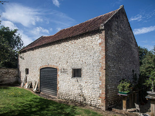 Barn Conversion Application in Conseravtion Area Submitted.