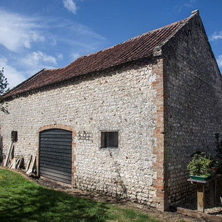 Barn Conversion in the Methwold Conservation Area.