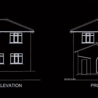 New House Extension Approved in Bromsgrove.