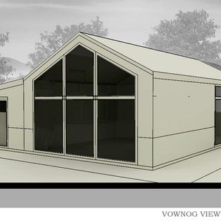 New Residential Annex Apporved in Port-y-Waen, Oswestry.