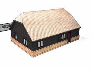 New House Approved in Garvestone, Norfolk.