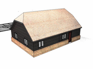 New Detached Dwelling Approved.