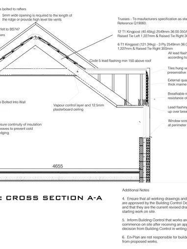 Approved Cross Section