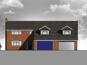 Two-storey side extension Approved in Shifnal.